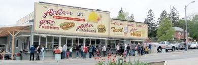 Arbor Restaurants Inc.